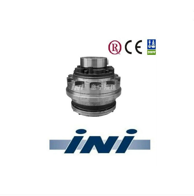 Ini Low Speed High Torque Hydraulic Track Drive Travel Motor