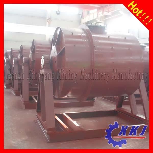 Ceramic Ball Mill for Alumina Powder Rare Earth Avoid Iron Pollution
