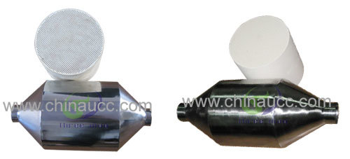Diesel Particulate Filter - Replacement DPF - Euro4 Emission - 90% Pm Reduction