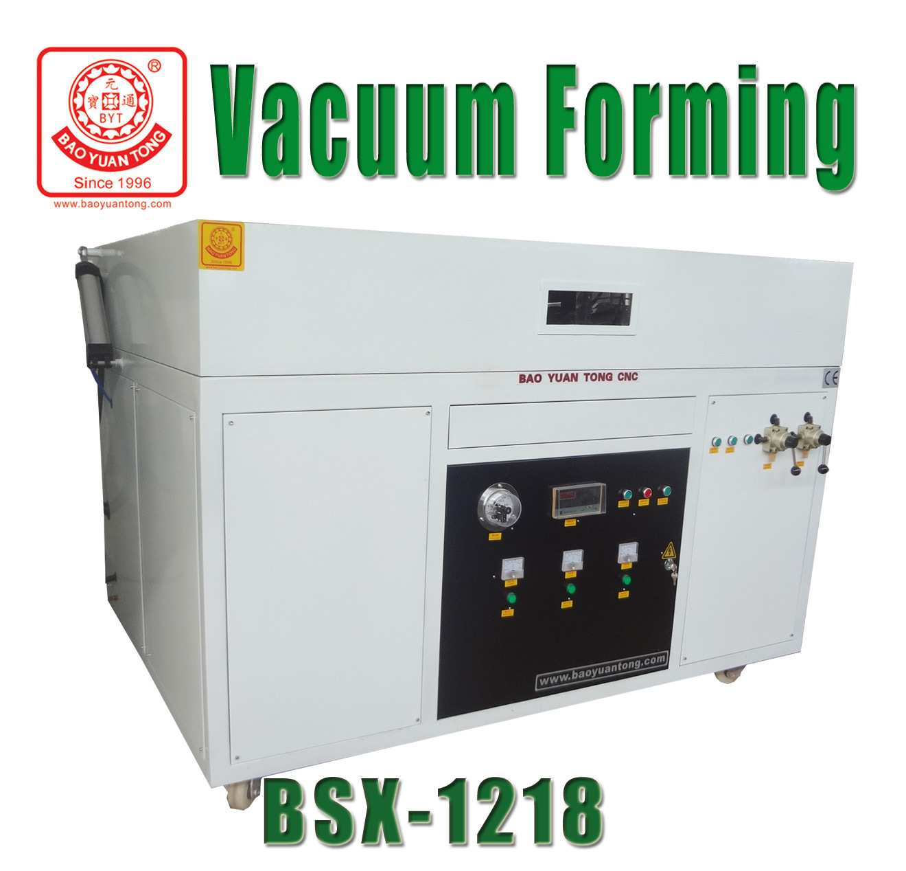 Bsx-1218 Vacuum Forming Machine Thermoforming