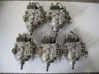 Isuzu C240 Injection Pump Engine