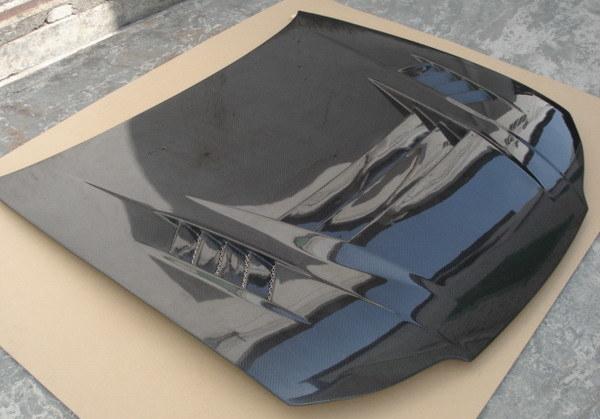 Carbon Fiber Hood Bonnet for Nissan Silvia S15 2000