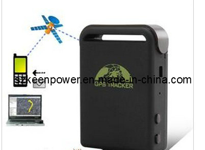 Mini GPS Car Tracker GSM/GPRS Anti-Theft Monitoring Real-Time Tracking