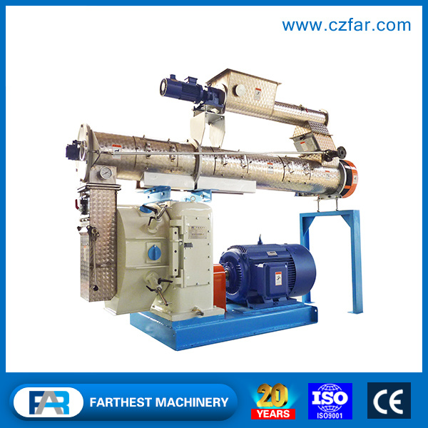 Animal Fodder Pellet Mill Machine for Sale