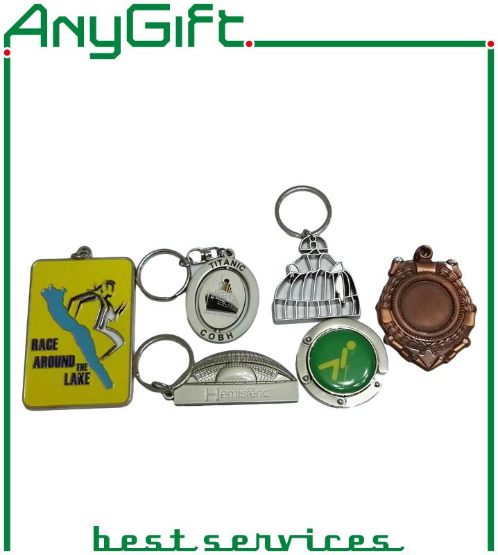 Pen and Keyring Set with Customized Logo