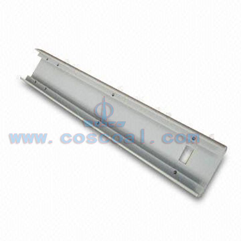 Customized Aluminum/Aluminium Profile with ISO9001: 2008 Ts16949: 2008 Cetfified