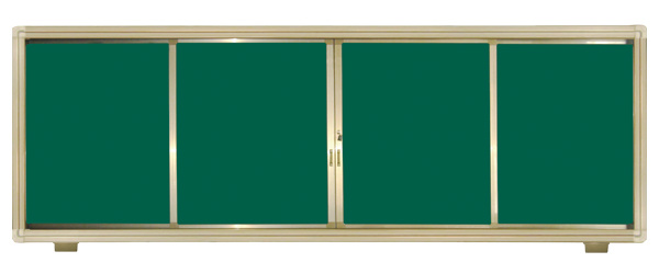 Classroom Furniture Green Board for Classroom