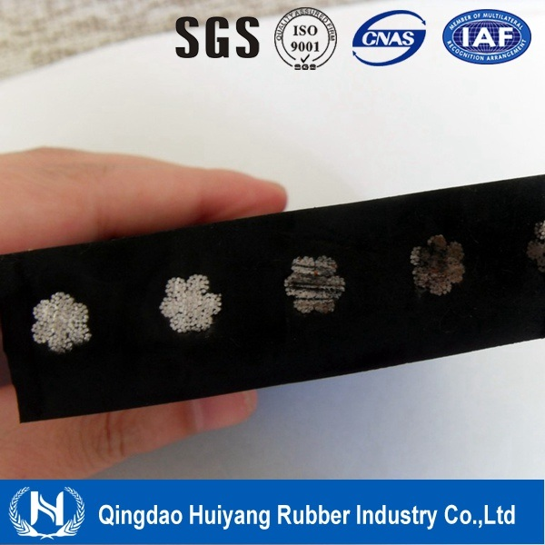 Heavy Duty Mining Steel Cord Rubber Conveyor Belt