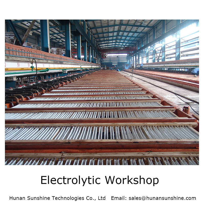 Emd Electrolytic Manganese Dioxide for Alkaline Battery Use