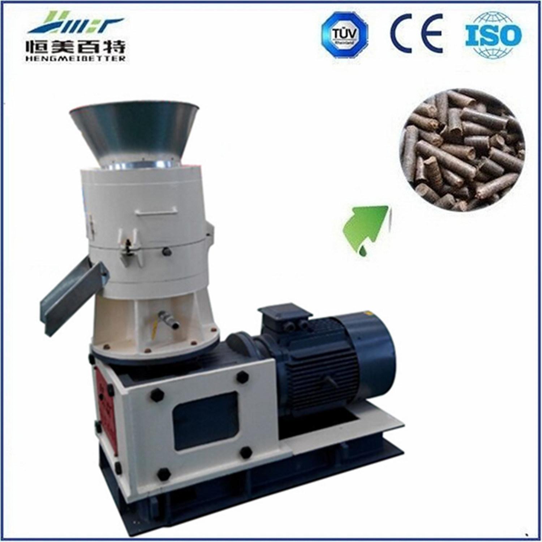 Flat Die Pellet Making Machine Pellet Mill