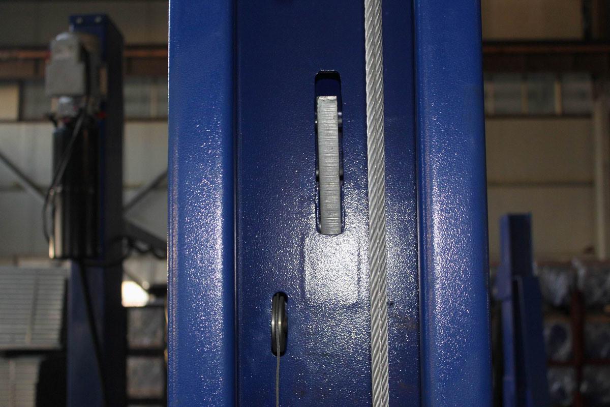 3.2t Hydraulic Two Post Auto Vehicle Garage Car Lift