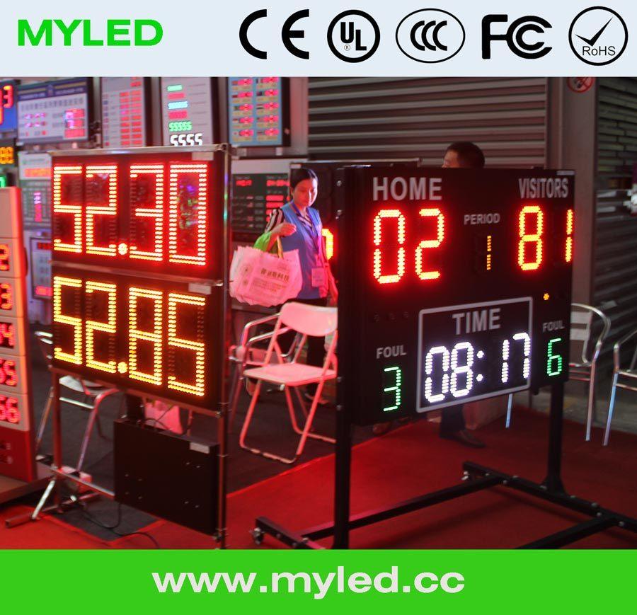 Volleyball Score Board, Basketball LED Score Board, Tennis LED Score Board