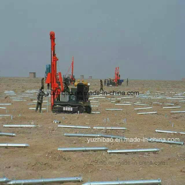 Solar Mounting HDG Ground Screw, Ground Screw Anchor