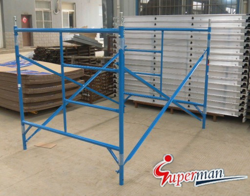 Mobile Working Platform Frame Scaffold with CE