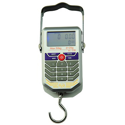 Portable Digital Scale with Price Calculating 50kg X 20g (PST07)