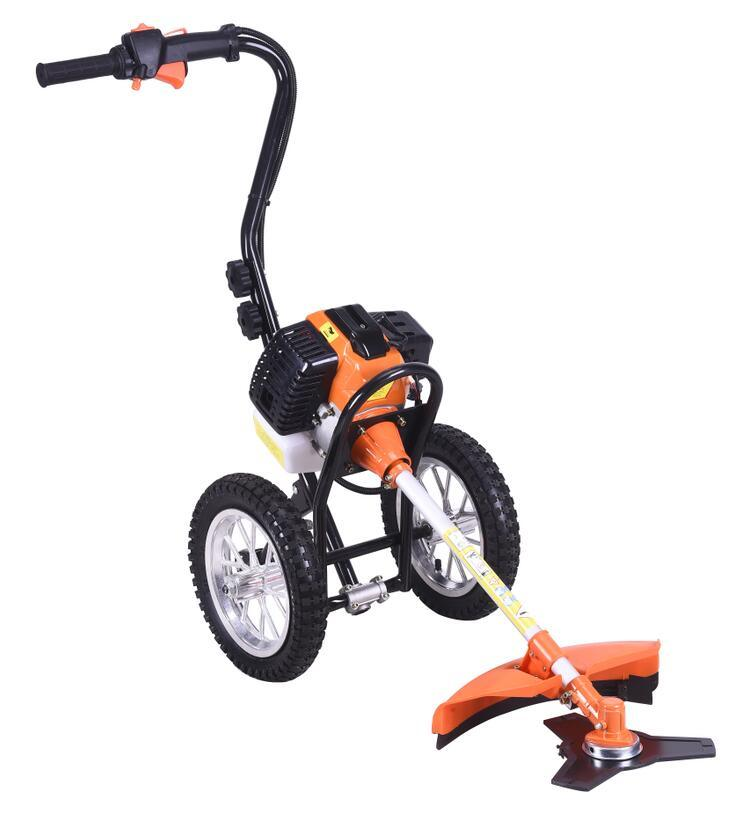 Wheeled Brush Cutter /Handpush Brush Cutter /Hand Push Brush Cutter Tkst520-B