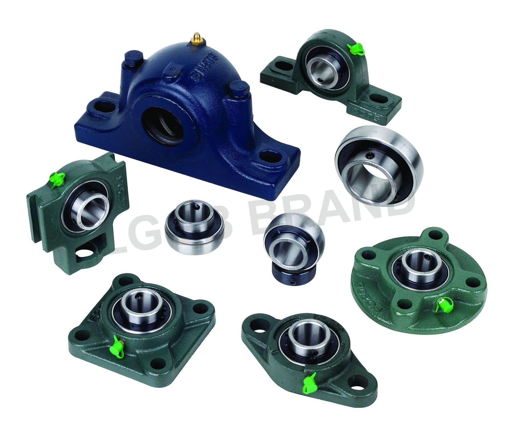 Pillow Block Bearing (UC series)