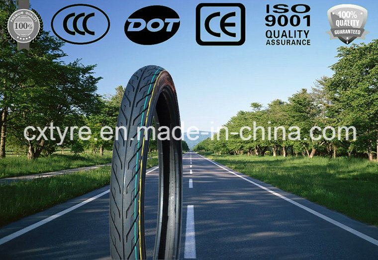 Speed Racing Motorcycle Tire (60/80-17 70/80-17 80/80-17)