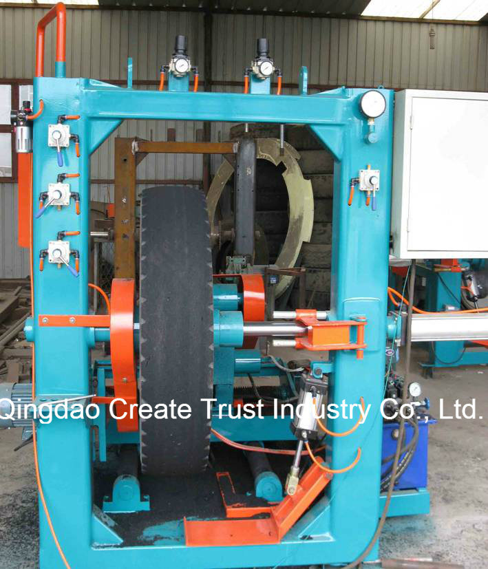 2017 China Highest Technical Tire Retreading Machine with Ce&ISO9001 Certification