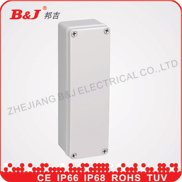 Plastic Electrical Distribution Box/Electrical Control Boxes Plastic