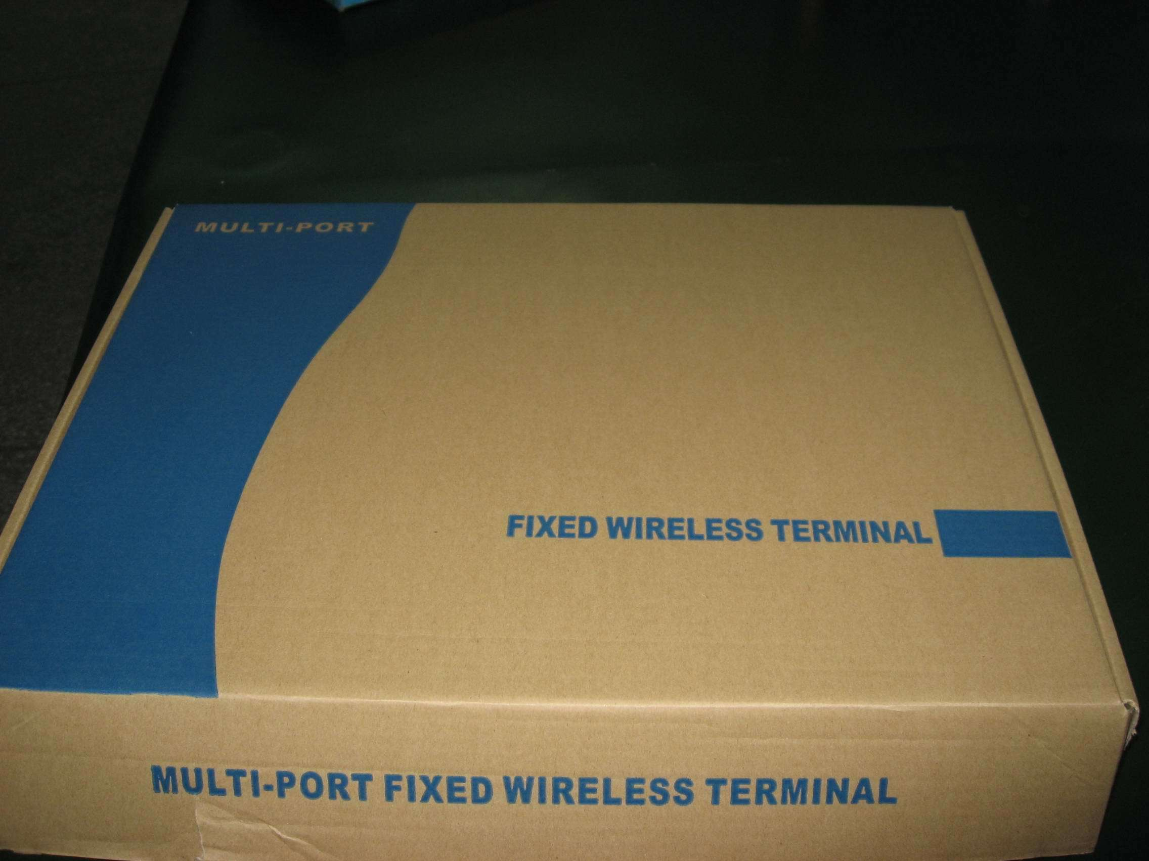 8 SIM Card GSM850, 900, 1800&1900MHz Fixed Wireless Terminal/8 Ports GSM FWT