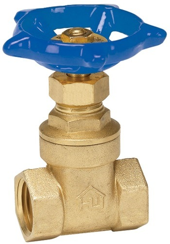 Lead Free Brass Heavy Duty Gate Valve
