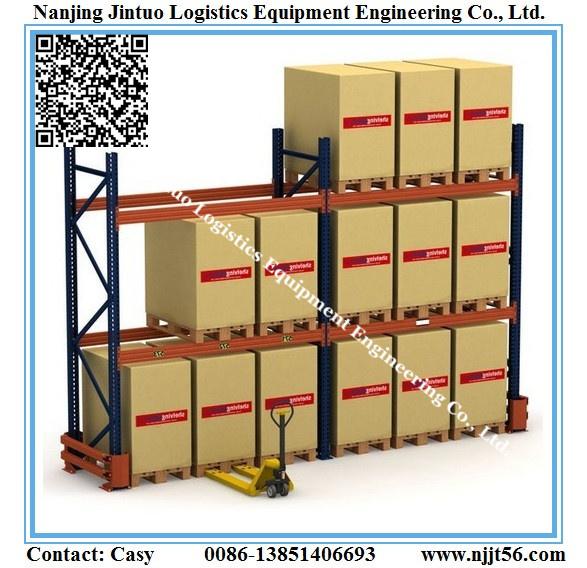 Heavy Duty Warehouse Pallet Rack for Storage Equipment
