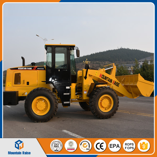 China Construction/Road Machine 3 Ton Wheel Loader for Sale