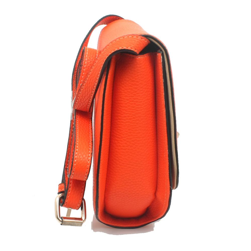 Designer Fashion PU Leather Women Shoulder Handbag for Lady (XY004)