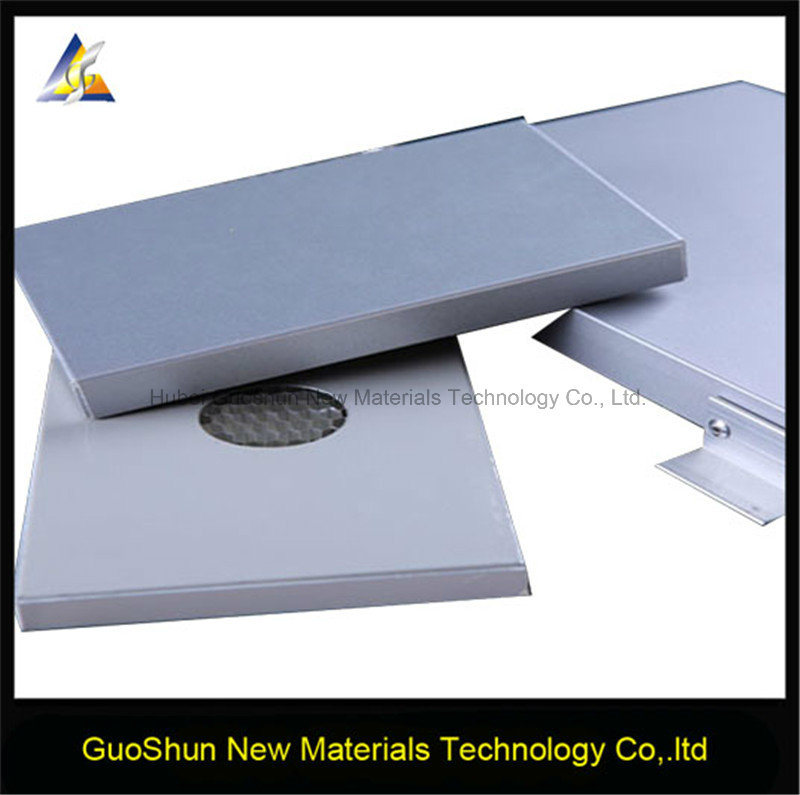 Construction Material Aluminum Honeycomb Sandwich Wall Panel