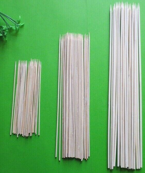 High Quality BBQ Bamboo Skewer