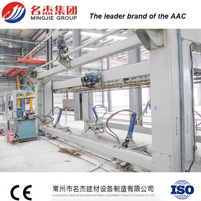 Porous AAC Block Machinery Fully Automatic Fly Ash Block Making Machine