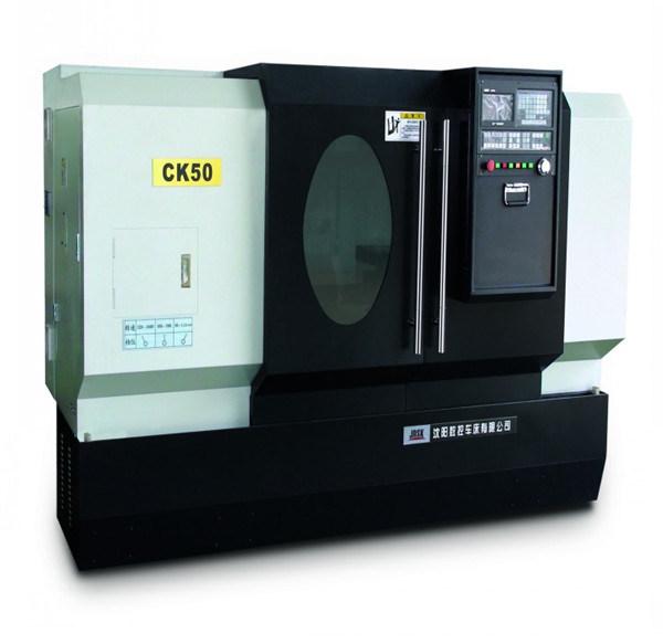 Heavy Duty Horizontal CNC Lathe Machine for Turning Metal