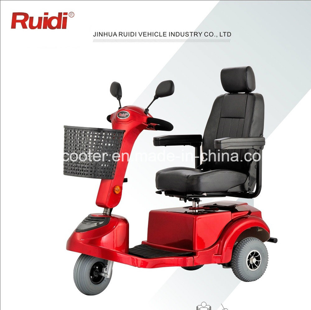 Three Wheel Mobility Scooter Electric Scooter 400W Ce TUV