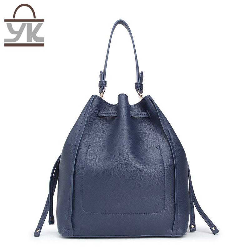 2017 Fashion Leisure Bucket Women Handbag