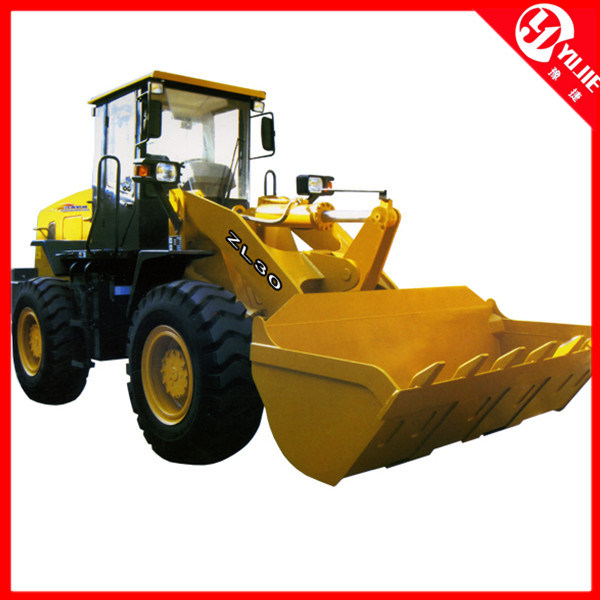 3 Wheel Hydrostatic Transmission Wheel Loader