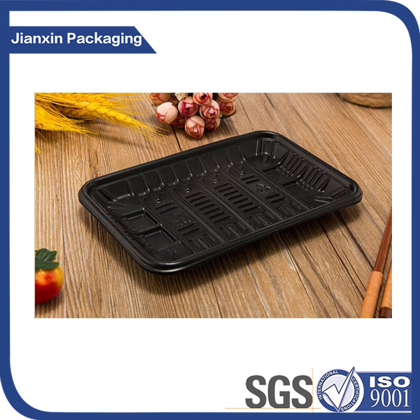 Disposable Plastic Tray for Food