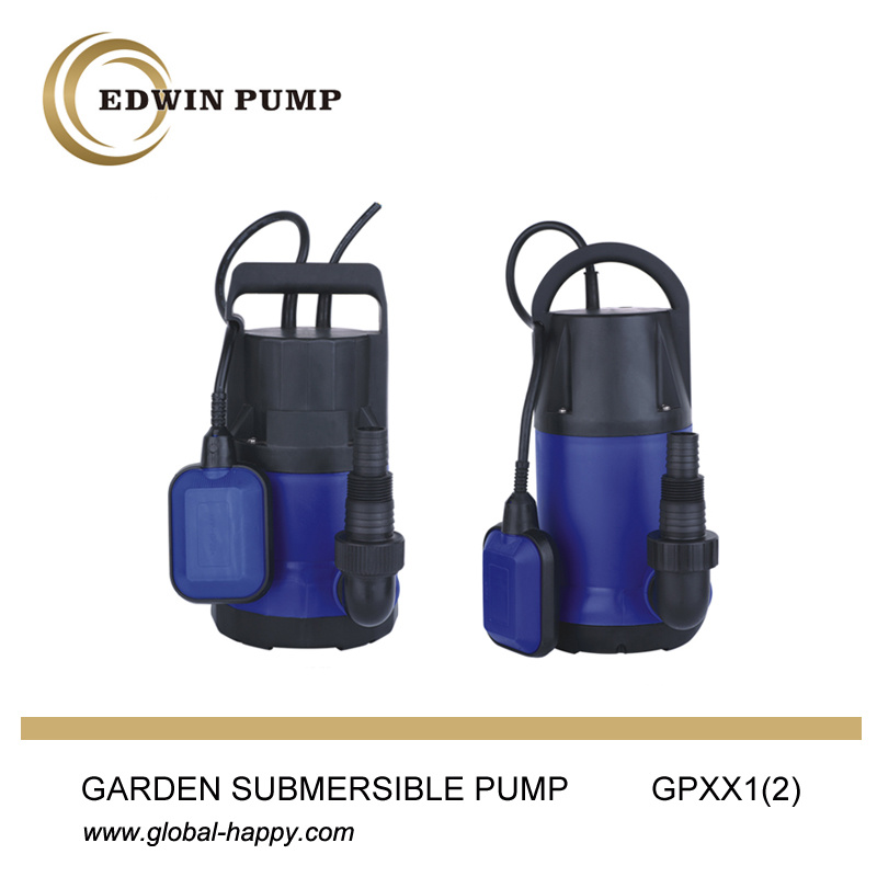 Plastic Garden Submersible Pump