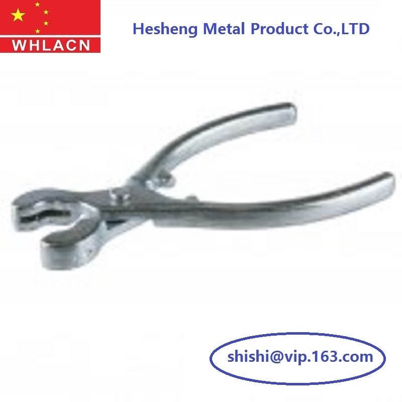 Machinery Hand Tools Pliers for Netting Fasteners