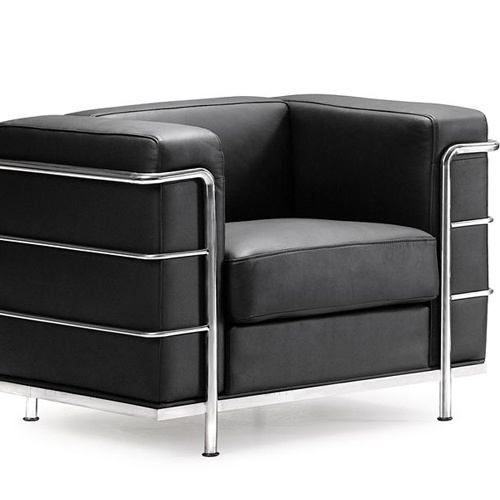 china le corbusier sofa lc2 china le corbusier chair leather sofa. Black Bedroom Furniture Sets. Home Design Ideas