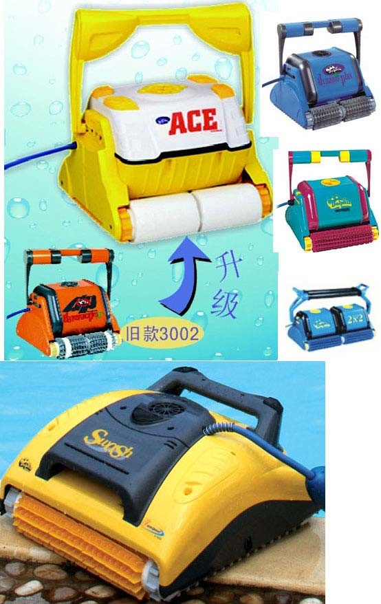 Swimming Pool Cleaner China Pool Cleaner Robot