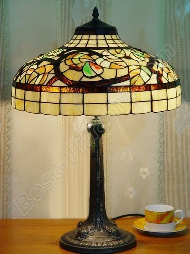 china tiffany table lamp tl b1898 photos pictures made in china. Black Bedroom Furniture Sets. Home Design Ideas