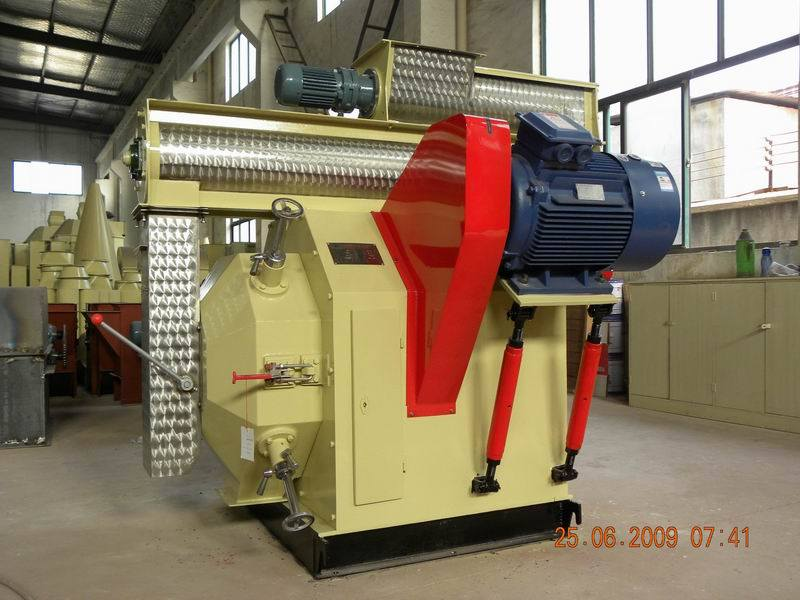 Hkj40 Animal Feed Pellet Mill