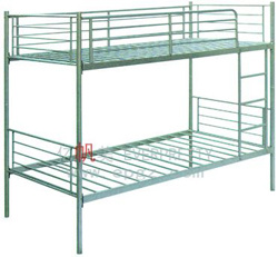 Bedroom Furniture Sets Supplier Wrought Iron Steel Bunk Bed