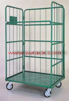 Storage Trolley Logistic Table Trolley (14001)