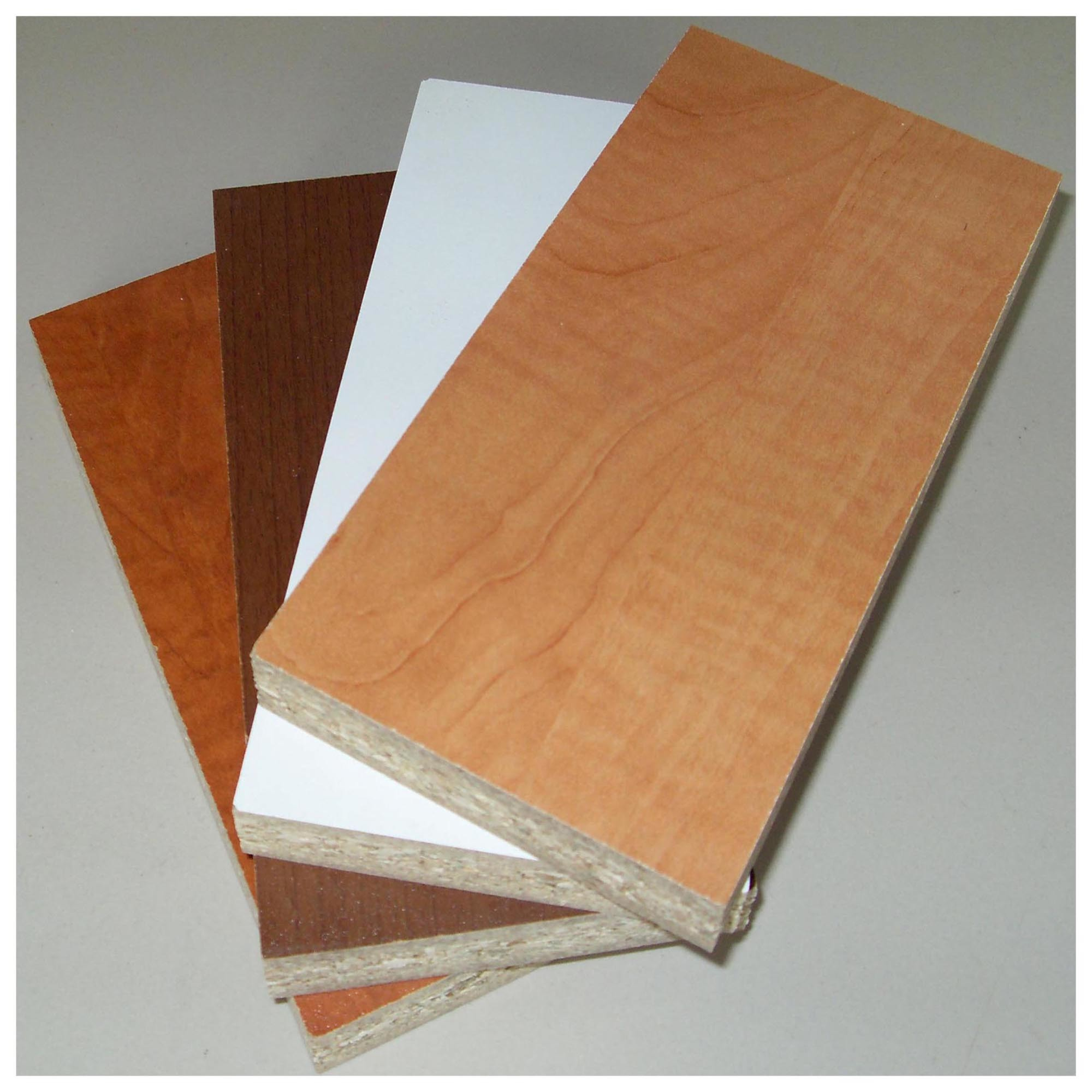 China melamine particle board in africa market photos