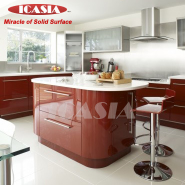 Solid Surface Kitchen Counter Top - China Solid Surface, Acrylic Solid ...