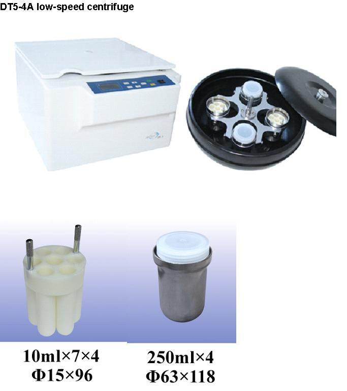 Low-Speed Centrifuge (DT5-4A)