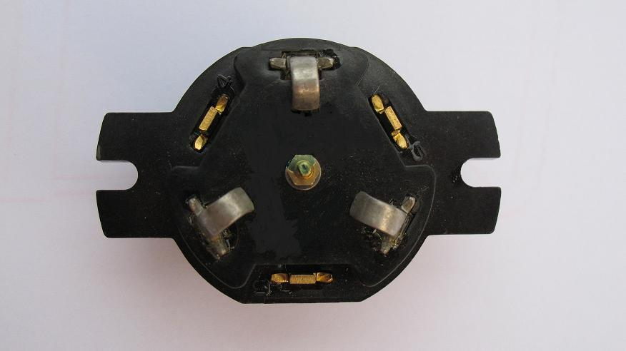 Thermal Protector Three Phase 20A