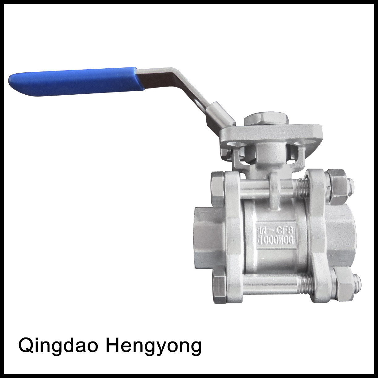 Stainless Steel Ball Valve (1PC)